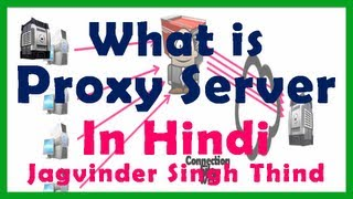 Proxy Server in Hindi - प्रॉक्सी सर्वर ट्यूटोरियल - Video 1(Proxy Server Tutorial by Jagvinder Thind explains what is Proxy Server in Hindi. Proxy Server Tutorial in hindi., 2013-05-02T12:19:38.000Z)