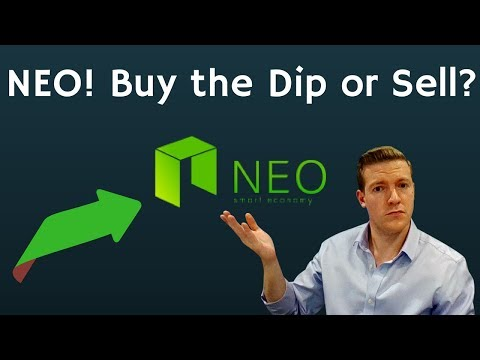 Should you Buy the NEO Dip? Or Sell?! Litecoin is Crushing It!