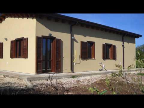 Carrubba Costruzioni - Villetta prefabbricata in Bioedilizia