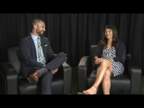 Full interview: Joey Harrington speaks with soccer icon Mia Hamm