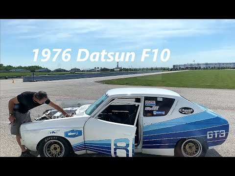 1976 Datsun F10 - Back To Life!