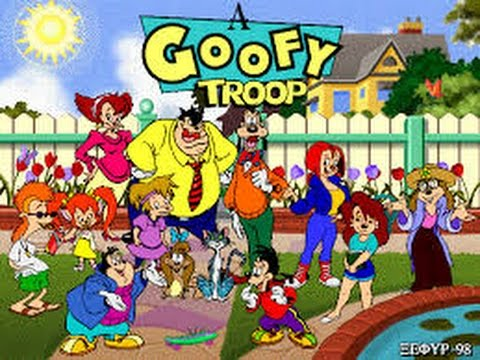 Goof Troop 1x01 Or 03 Ep Axed By Additiongoof Troop 1x01