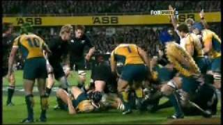 All Blacks vs Wallabies 2008 (2nd Test)