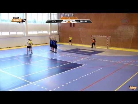 Lazda scores goal form 10-11 meters