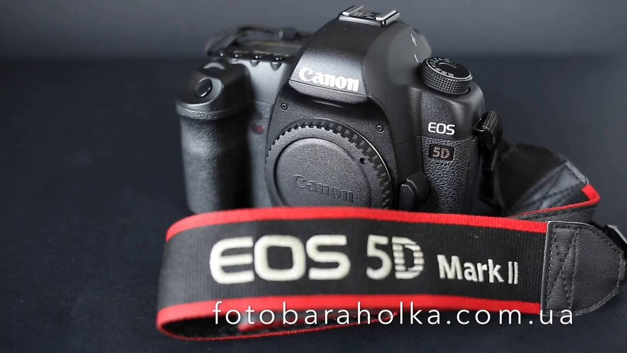 Обзор Canon EOS 5d Mark III - YouTube