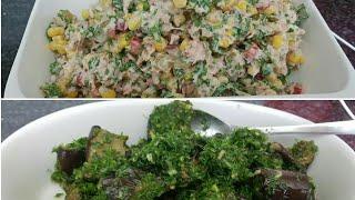 Жуда маззали байрам салати