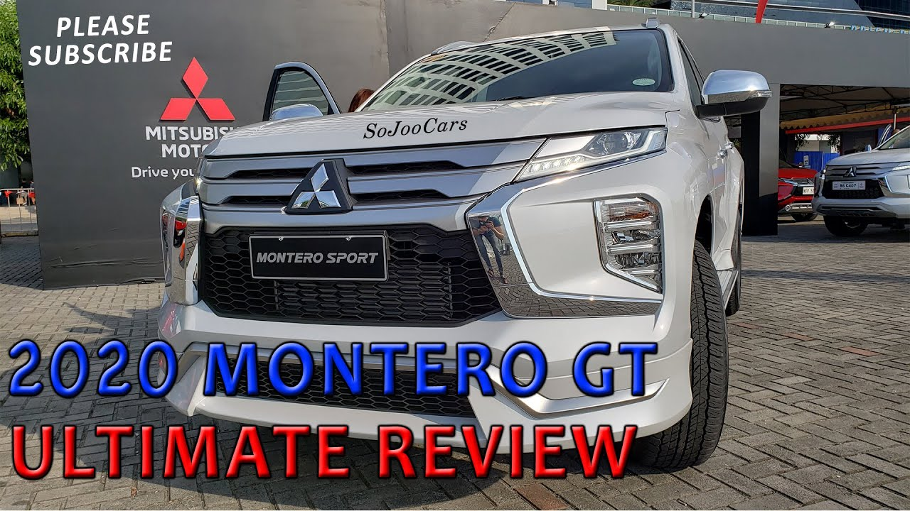 2020 Mitsubishi Montero Sport 4x2 GT Ultimate Review