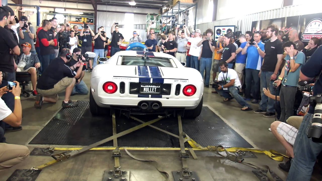 Txk Dyno Day Mullet Ford Gt Breaking Straps
