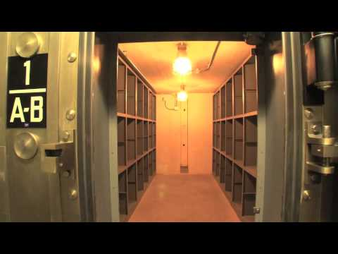 Top-secret super-secure Los Alamos vault declassified