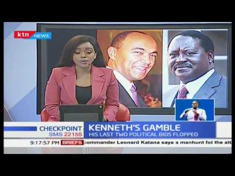 Is Peter Kenneth readying for 2022? |House of Cards