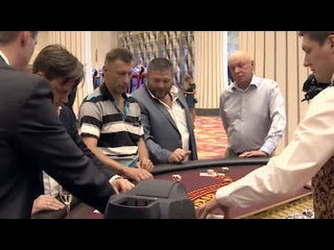 Первое легальное казино откроется под Владивостоком