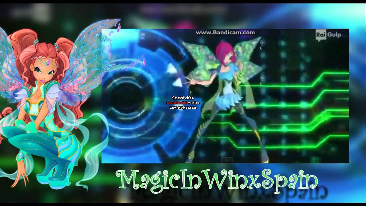 Winx Club: 6x17 Daphne Sirenix + Winx Bloomix (Italian)