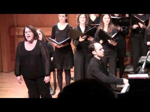 Placido e il mar from Idomeneo, k. 366 - stony brook chorale - Wolfgang Amadeus Mozart