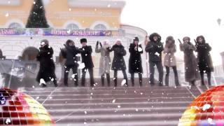 Управление архитектуры г. Улан-Удэ. Новогодний Gangnam Style