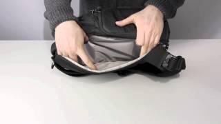 pacsafe sling fotorucksack camsafe venture v16 schwarz anti diebstahl by www enjoyyourcamera com