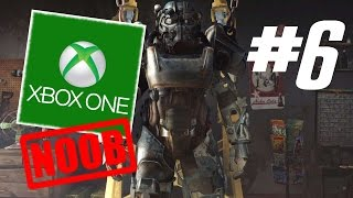 FALLOUT 4 (PC Gamer on an XBOX) #6 : Rescuing Nick Valentine