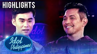 Lucas Garcia - Top 6 Mentoring Session | Live Round | Idol Philippines 2019