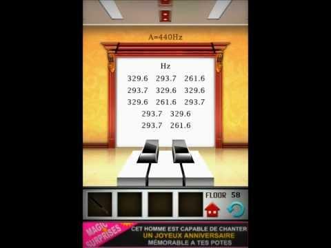 Solution 100 Floors,