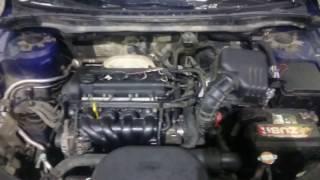 Троит двигатель Hyundai i30 автодиагностика, ошибка p0304 p0303 p0302 p0301, ремонт ЭБУ хендай ай 30