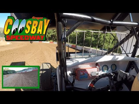 My First 360 Race at Coos Bay Speedway! (Day 1)