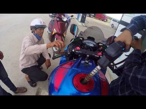 Test 1 vòng Thử Zx10-2016 Quảng Ngãi ra Quảng Nam 13/7-2017