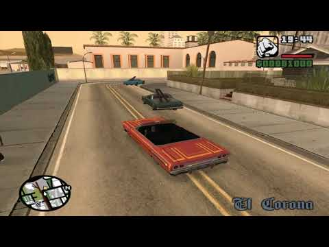 Grand Theft Auto: San Andreas - Mission #9 - Cesar Vialpando