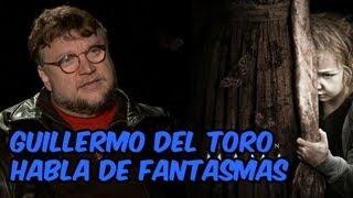 Guillermo Del Toro Habla de MAMA, Fantasmas, y Mexico!