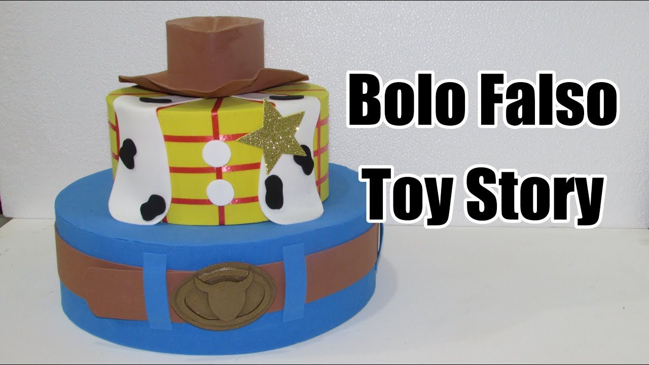 Super Bolo falso Toy Story - YouTube HU92