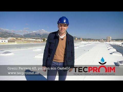 Entrevista a Tecproim en en Canal4 TV