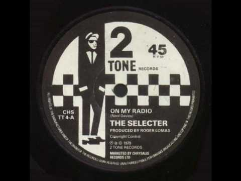 The Selecter - On my radio ( Vinyl- Good Quality )