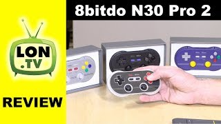 8bitdo N30 Pro 2 Controller Review - New for 2018 / 2019