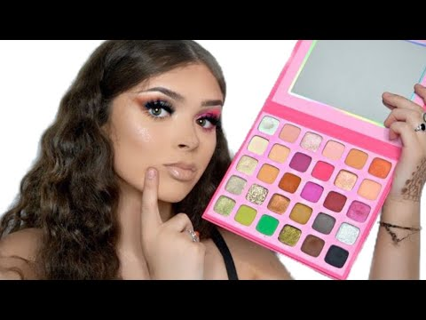 Testing MORPHE X JEFFREE STAR (with the REAL swatches...) thumbnail
