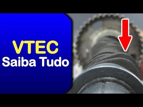VTEC | Saiba Tudo Como Funciona