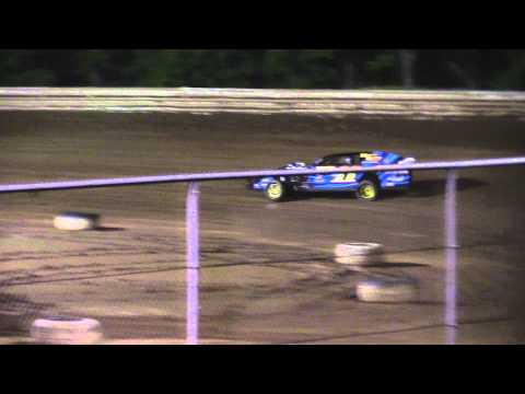 AMRA Modified Heat #1 from Ohio Valley Speedway 5/30/15.