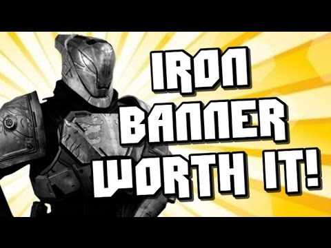 Iron Banner Finally Brings Worthwhile End Game Rewards!