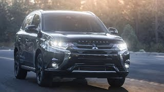 The all new Mitsubishi Outlander 2019 Overview