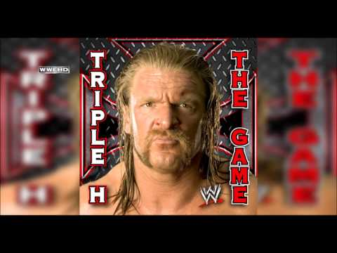 "WWE: ""The Game"" (Triple H) Theme Song + AE (Arena Effects)"