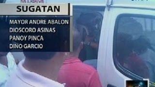 Saksi: 4 kabilang ang alkalde ng San Roque, Northern Samar, sugatan sa pagbagsak ng helicopter