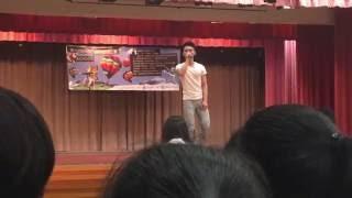 觀塘區聯校歌唱比賽2016 - ECHOES(初賽)陳志恆