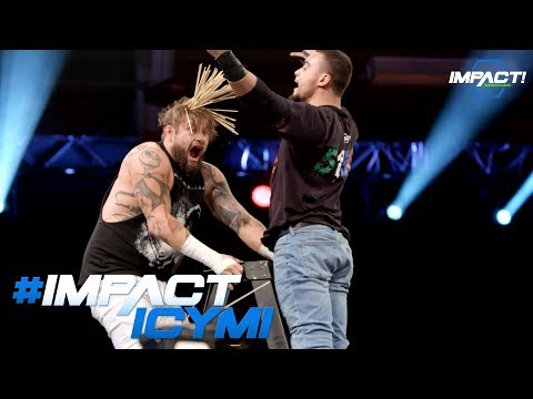 Barbed Wire Massacre III: LAX vs oVe | FULL MATCH | IMPACT! Jan 18, 2018