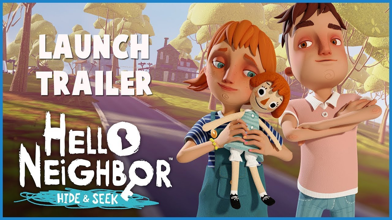 Hello Neighbor Hide And Seek Has Launched On Pc Ios And