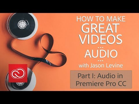 How to Make Good Videos Great with AUDIO (Part 1)