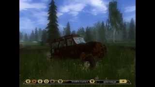 UAZ Racing 4x4 compliation