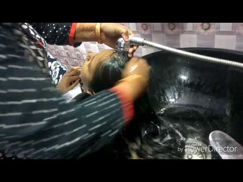 Hair spa with loreal products (Hindi) हेयर स्पा कैसेे करे ।