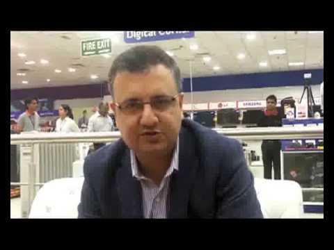Mohit Kampani on Spencer's expansion plans