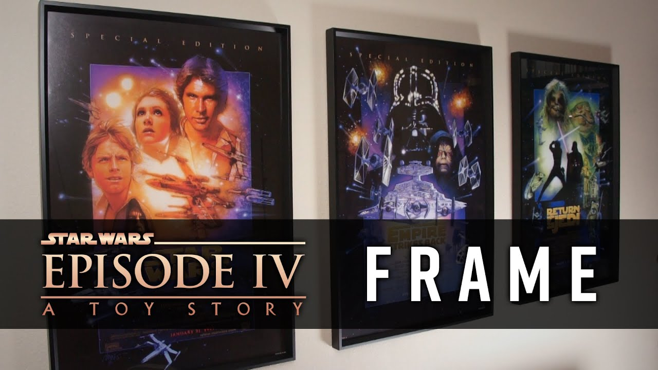 frame star wars a toy story fan film behind the scenes youtube