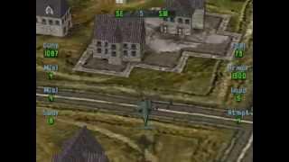 """SOVIET STRIKE - Mission 04: """"Dracula Strike"""" (PS1, SLUS-00061, Greatest Hits Series 1998)"""