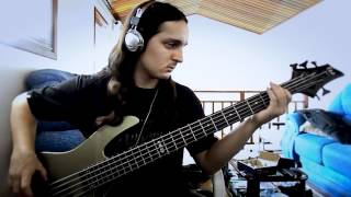 Testament - Into The Pit (bass cover)