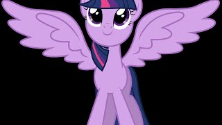 TWILIGHT SPARKLE WITH WINGS
