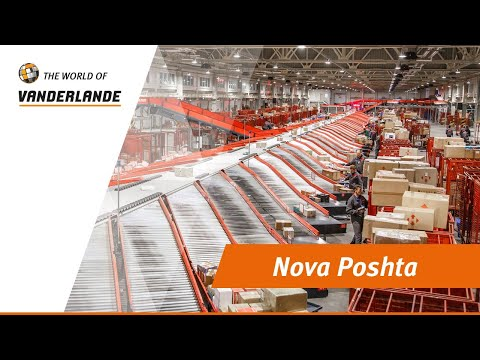 The World Of Vanderlande: Nova Poshta